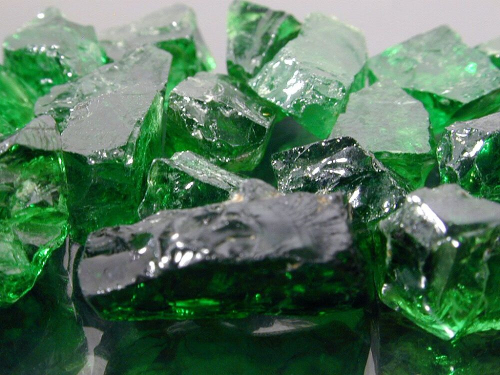 đá cẩm thạch xanh