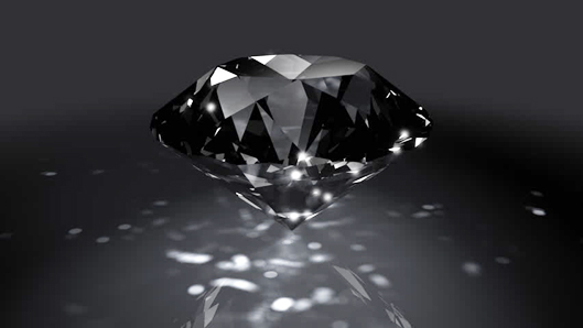 kim cương đen trang sức hợp mệnh thổ