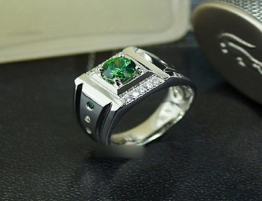 nhẫn bạc phong thủy nam