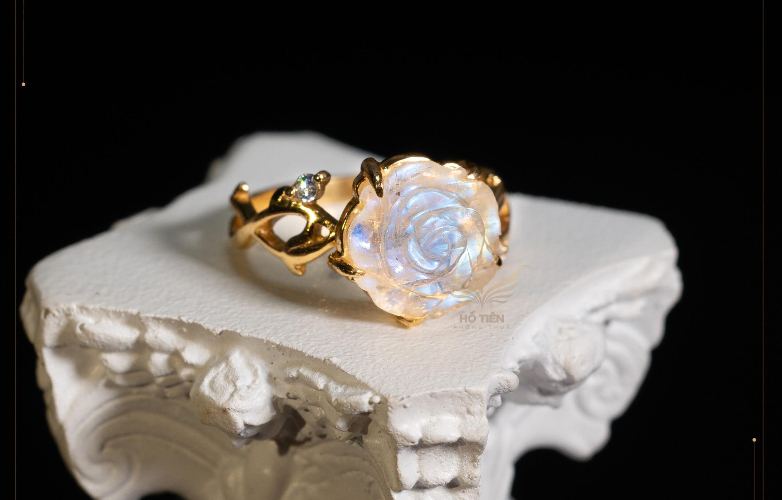 đeo nhẫn phong thủy mệnh Thủy