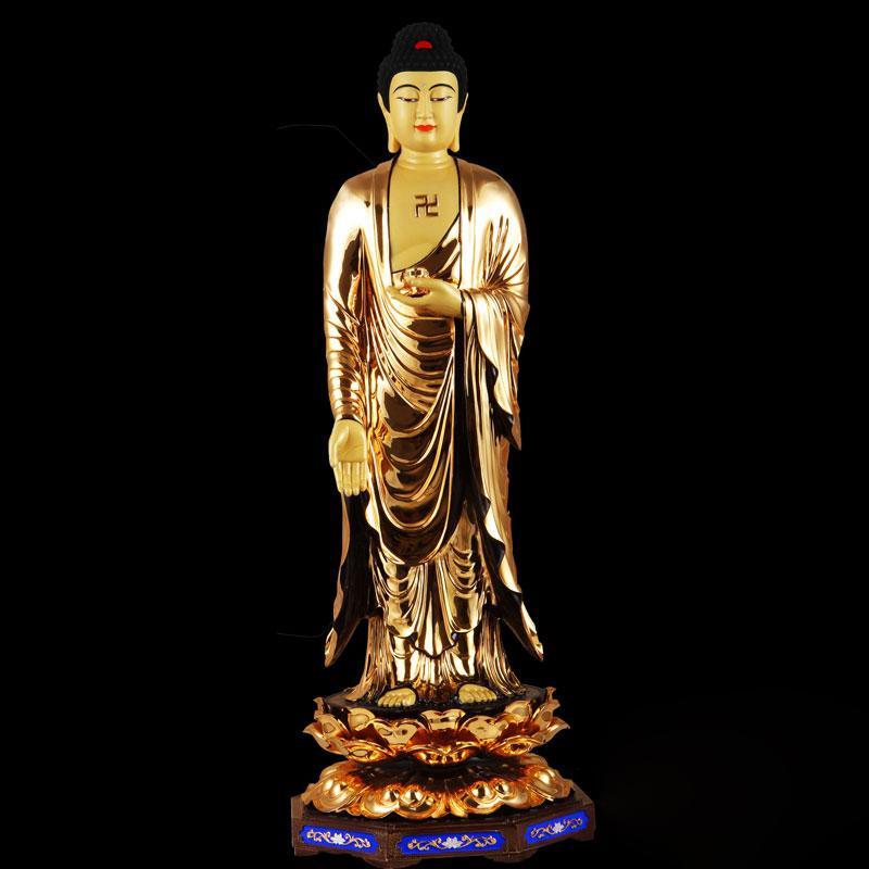 Tuổi Tuất và Hợi - Đức Phật A Di Đà