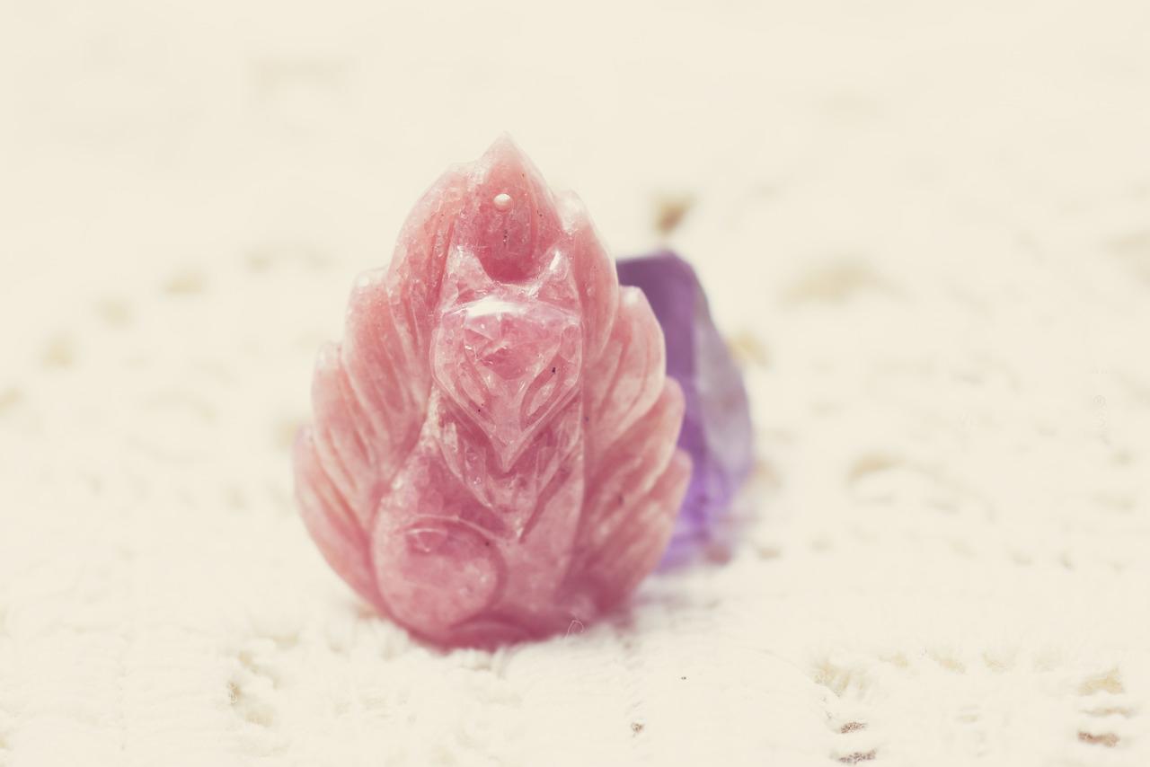 đá đào hoa rhodochrosite