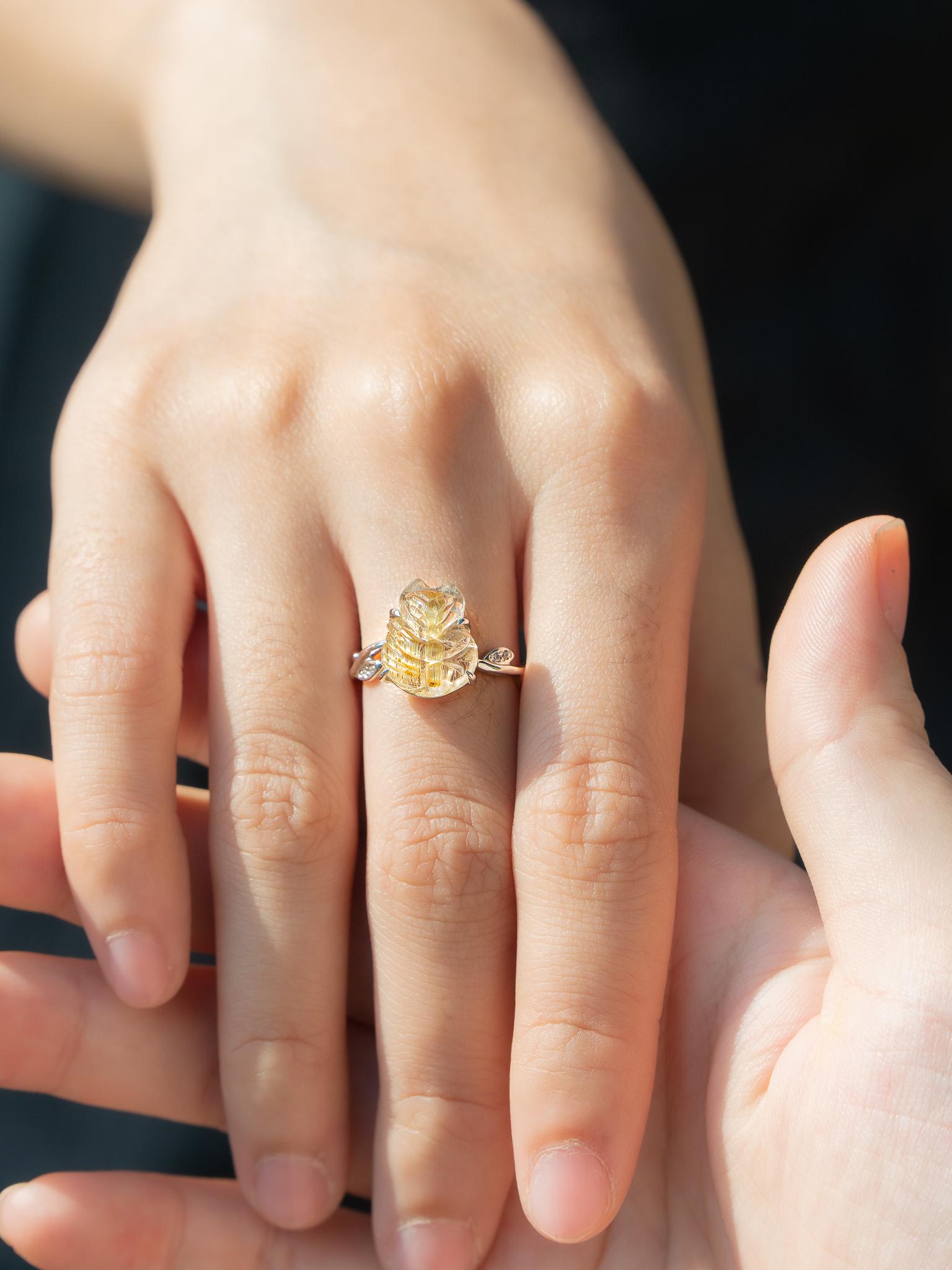 đeo nhẫn hồ ly ngón nào