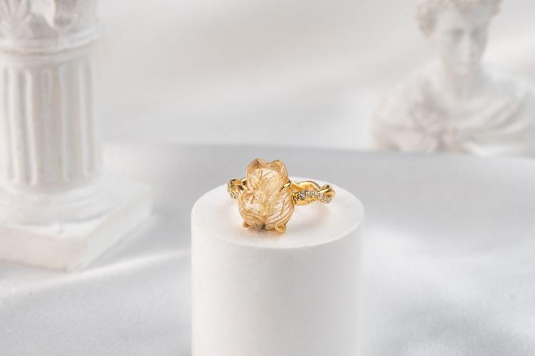 Nhẫn hồ ly vàng