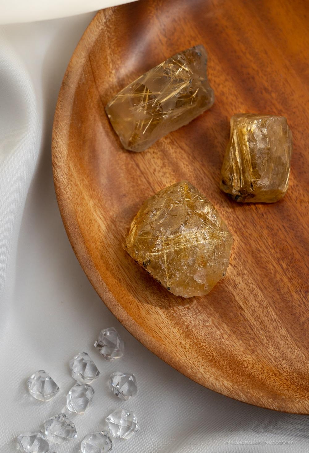 7+ Cách tẩy uế đá thạch anh tóc vàng LINH NGHIỆM NHẤT